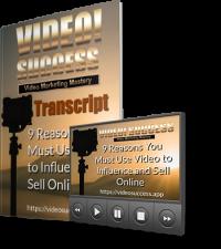 VIDEO SUCCESS - Video and Mag Transcript 350x394
